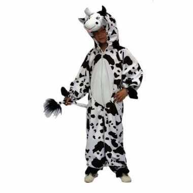 Pluche koe pak voor kinderen