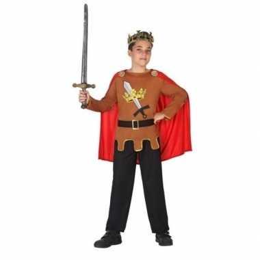 Ridder verkleedkleding middeleeuws voor jongens