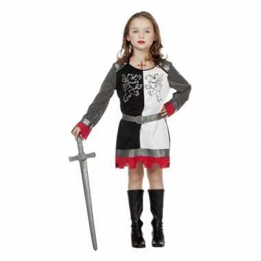 Ridder verkleedkleding voor meisjes