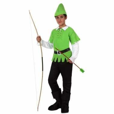 Robin hood verkleedkleding voor kinderen