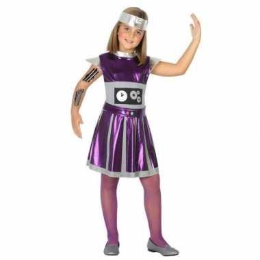Robot verkleedset voor meisjes