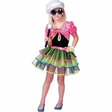 Rockster verkleedkleding voor meisjes