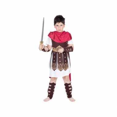 Romeins gladiator/ krijger verkleedkleding kind