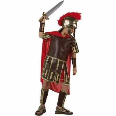 Romeinse gladiator verkleedkleding voor jongens