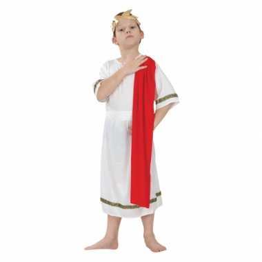 Romeinse keizer verkleedkleding voor kids