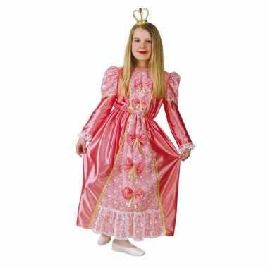 Roze prinsessen verkleedkleding kinderen