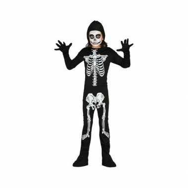 Skelet verkleedkleding voor kinderen