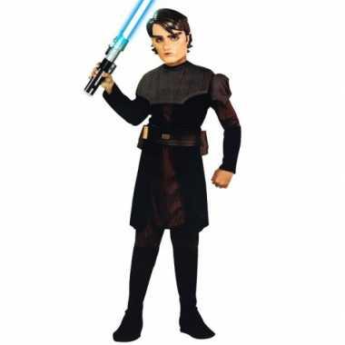 Skywalker verkleedkleding voor jongens