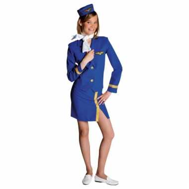 Stewardess pakje voor kinderen