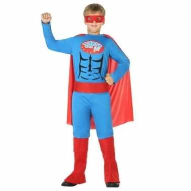 Superhelden pak voor jongens