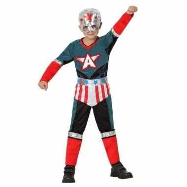 Superhelden usa pak voor jongens