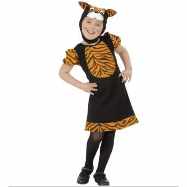 Tijger verkleedkleding voor meisjes