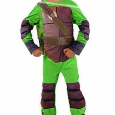 Turtle verkleedkleding voor kids