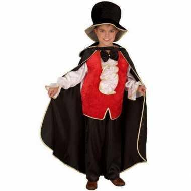 Vampier verkleedkleding voor kinderen