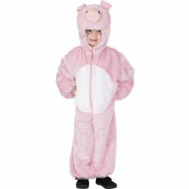 Varkens verkleedkleding voor kinderen