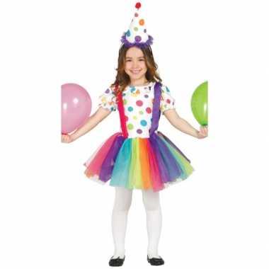 Verkleedkleding clown verkleedkleding voor meisjes