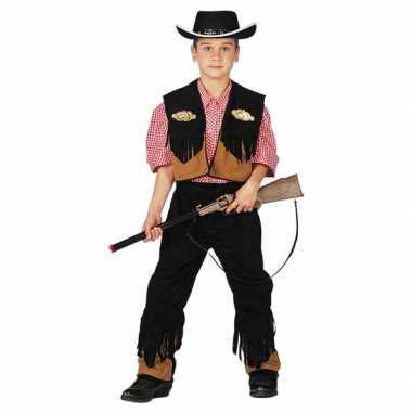 Verkleedkleding cowboy verkleedkleding jongens