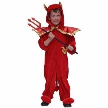 Verkleedkleding duivel kinderen