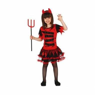 Verkleedkleding duivel verkleedkleding voor meisjes