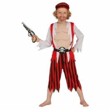 Verkleedkleding piratenpak kind
