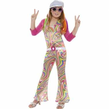 Verkleedkleding voor meisjes jaren 60
