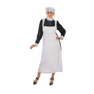 Victoriaans dienstmeisje verkleedkleding