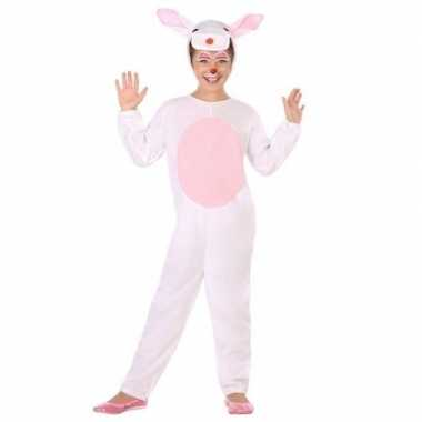Voordelig konijn/haas verkleedpak voor kinderen