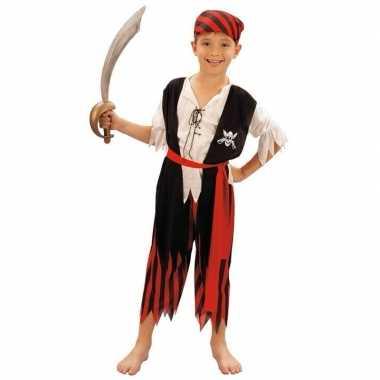 Voordelig piraten verkleedkleding voor kinderen
