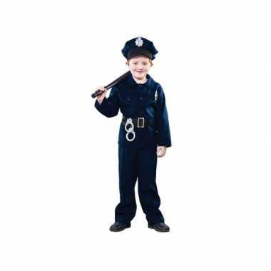 Voordelig politie verkleedkleding kinderen