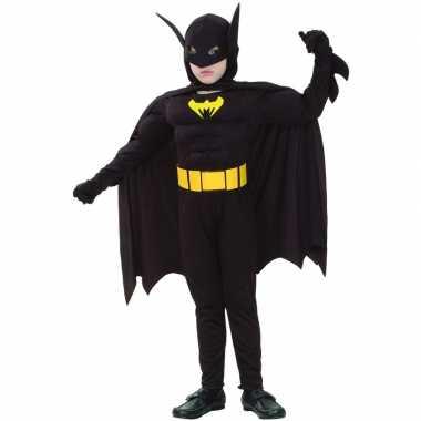 Voordelig vleermuisheld verkleedkleding voor kinderen