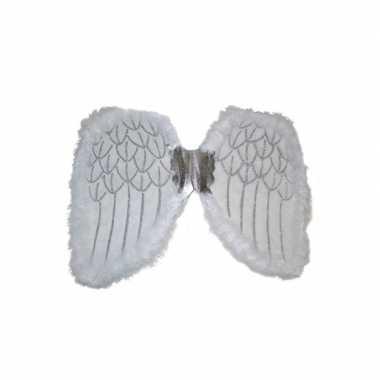 Witte engelen vleugels voor kinderen