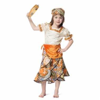 Zigeuner meisjes verkleedkleding