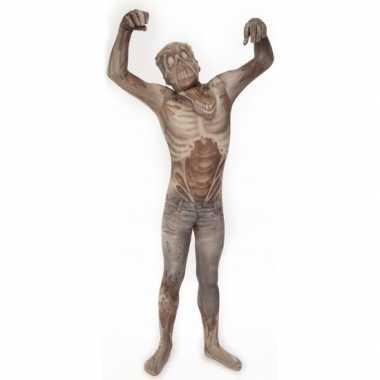 Zombie morphsuit voor kinderen