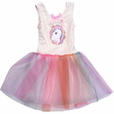 Zomer verkleedkleding my little pony voor meisjes