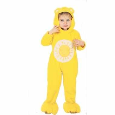 Zonnebeer verkleedkleding voor kinderen