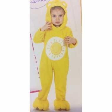 Zonnebeer verkleedkleding voor meisjes