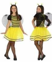 Bijen verkleedkleding voor kinderen