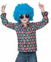 Disco overhemd voor kinderen