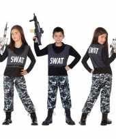 Politie swat verkleedkleding voor kinderen