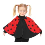 Halloween zombie zuster verkleedkleding voor meisjes